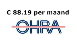 zorgpremie basis premie Ohra zorgverzekering 2014 zorgverzekeringen 2014 vergelijken OHRA Zorgverzekering Basispremie 2014, € 88,19 per maand