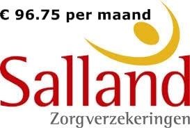 zorgpremie basis premie Salland zorgverzekering 2014 zorgverzekeringen vergelijken 2014 Premie Salland zorgverzekering 2014, € 96.75 per maand