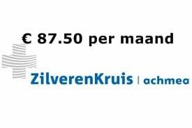 basis premie Zilveren Kruis Beter af Selectief zorgverzekering 2014 zorgverzekeringen vergelijken 2014 Premie Zilveren Kruis Beter Af Selectief zorgverzekering 2014, € 87.50 per maand (premie verlaagd naar € 83.13)