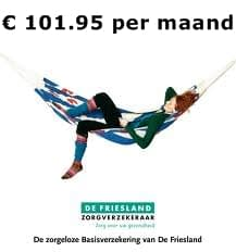 basis premie de Friesland zorgverzekeringen 2015 zorgverzekeringen 2015 vergelijken Basis premie de Friesland zorgverzekering 2015, € 101.95 per maand
