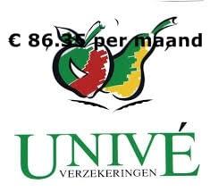 basis premie Unive zorgverzekering 2014 zorgverzekeringen 2014 vergelijken Premie Univé zorgverzekering 2014, € 86.35 per maand